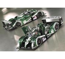 Le mans miniatures - Bentley EXP LM2003 portes ouvertes