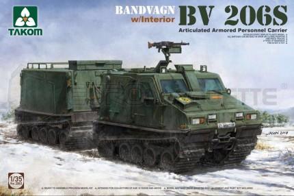 Takom - BV 206S