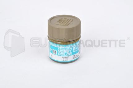 Gunze Sangyo - Vert Kaki Clair H81 (pot 10ml)