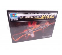 Trumpeter - M16A4  1/3