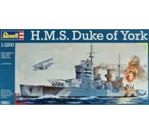 Revell - HMS Duke of York 1/200