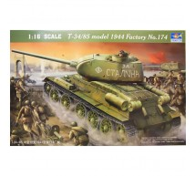 Trumpeter - T34/85 mod.44