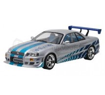 Greenlight - F&F Brian Skyline GT-R 1999