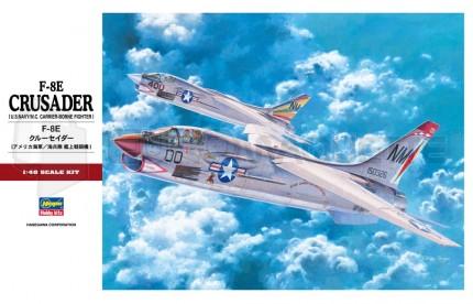 Hasegawa - F-8E Crusader USN