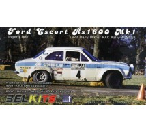 Belkits - Ford Escort RS1600 RAC 72 UNIFLO