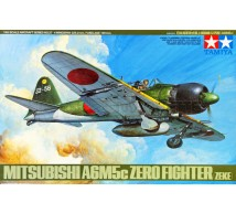 Tamiya - A6M5c Zero
