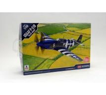 Academy - P-51B Mustang Blue nose