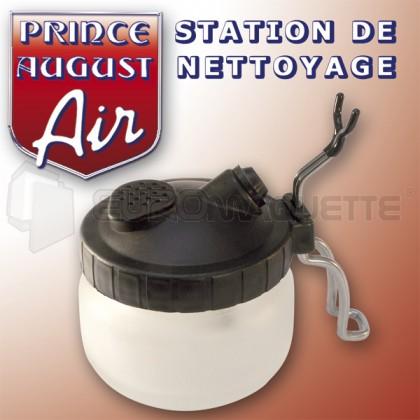 Prince August - Station de nettoyage