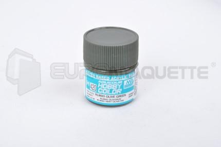 Gunze Sangyo - Vert Olive RLM 80 H420 (pot 10ml)