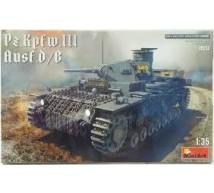 Miniart - Pz III Ausf D/B
