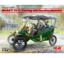 Icm - Ford Model 11 touring & passengers