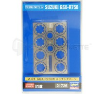 Hasegawa - Suzuki GSX-R750 detail set (for HAS21507)