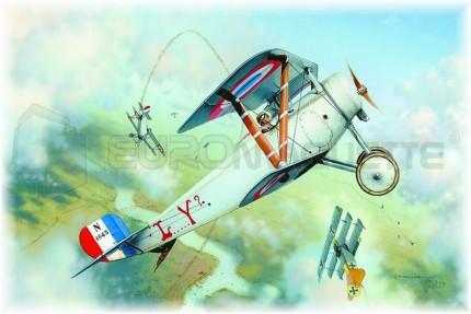 Eduard - Nieuport 21 (profipack)