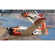 Kitty hawk - T-28D Trojan & french decals
