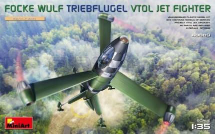 Miniart - Triebflugel VTOL Jet Fighter