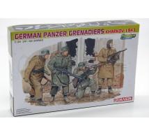 Dragon - Panzer grenadiers hiver 1943