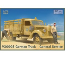 Ibg - German V3000S truck