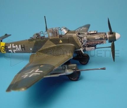 Aires - Ju-87 G Stuka Detail set