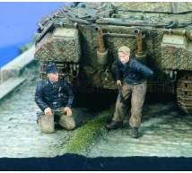 Verlinden - German tank mecanics