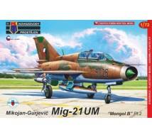 Kp - Mig-21UM (Part 2)