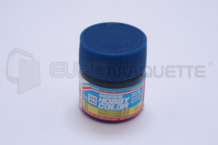 Gunze Sangyo - Bleu Cyanine H322 (pot 10ml)