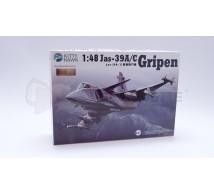 Kitty Hawk - JAS-39 Gripen