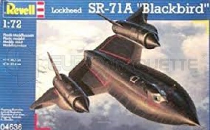 Revell - SR-71 Blackbird