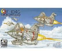 Afv club - EGG F-104CG (2 kits)