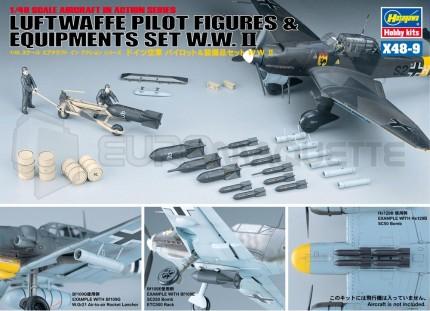 Hasegawa - German Equipments WWII