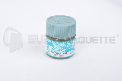 Gunze Sangyo - Bleu RLM 78 H418 (pot 10ml)
