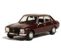 Minichamps - Peugeot 504 bordeau