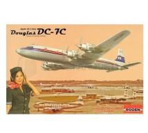 Roden - DC-7 JAL