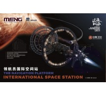 Meng - Wandering Earth Space Station