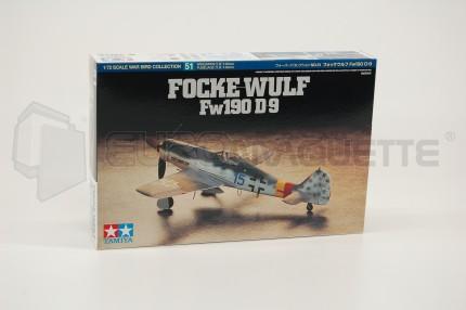 Tamiya - Fw-190 D-9