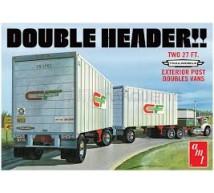 Amt - Double Header truck