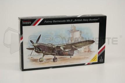 Special Hobby - Fairey Barracuda  MkII