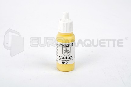 Prince August - Jaune clair 949 (pot 17ml)