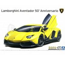 Aoshima - Lamborghini Aventador 50th Anniv