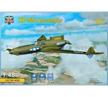 Model svit - XP-55 Ascender