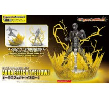 Bandai - Aura effect Yellow base (0212972)