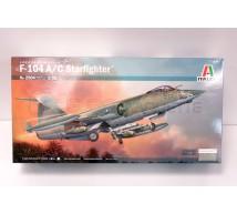 Italeri - F-104 A/C Starfighter