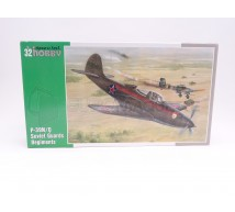 Special Hobby - P-39N/Q Russe