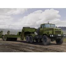 Hobby boss - KrAZ-260B & ChMZAP-5247G trailer