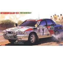 Hasegawa - Mitsubishi Galant VR-4 Safari 1992