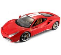Burago - Ferrari 488 GTB (LE)