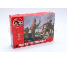 Airfix - British Commandos