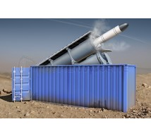 Trumpeter - 3M24 Clu-K in 20 feet Container
