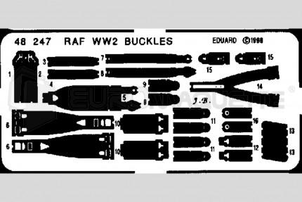 Eduard - Boucles RAF WWII