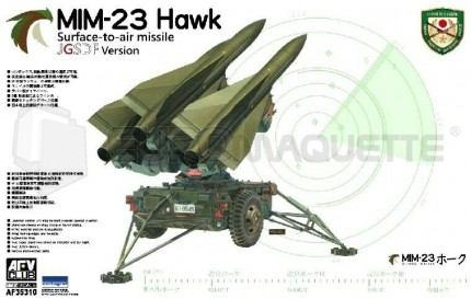 Afv club - JGSDF MIM 23 Hawk