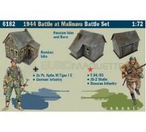 Italeri - Dio bataille de Malinava